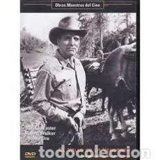 Cine: EL VALLE DE LA VENGANZA (DVD PRECINTADO) BURT LANCASTER. Lote 279374998