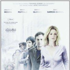 Cine: A CIEGAS - DVD - SLIM - JULIANNE MOORE - RUFFALO - GAEL GARCIA. Lote 279375668