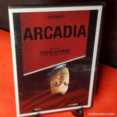 Cine: ARCADIA. DVD SLIM. COSTA GRAVRAS. Lote 279375863