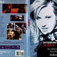 Cine: PERSIGUIENDO A AMY - DVD. Lote 279377403