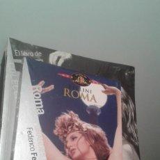 Cine: ROMA. FEDERICO FELLINI. EL PAIS Nº 7 DVD + LIBRITO. PRECINTADO. Lote 279377453