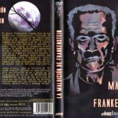 Cine: LA MALDICION DE FRANKENSTEIN 1975 DVD HOWARD VERNON DENNIS PRICE JESUS FRANCO. Lote 279377723