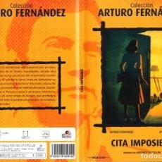Cine: CITA IMPOSIBLE 1959 DVD ARTURO FERNANDEZ JOSEFINA GUELL ANTONIO SANTILLAN. Lote 279378258