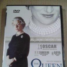 Cine: THE QUEEN. HELEN MIRREN. DVD. Lote 279467043
