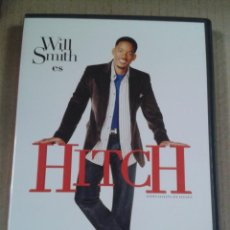 Cine: HITCH. WILL SMITH. DVD. Lote 279467128