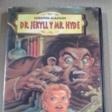 Cine: CUENTOS CLASICOS. DR. JEKYLL Y MR. HYDE. DVD. Lote 279467318