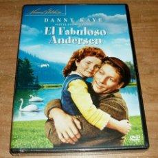 Cine: EL FABULOSO ANDERSEN DVD NUEVO PRECINTADO AVENTURAS DRAMA COMEDIA (SIN ABRIR) R2. Lote 279471033