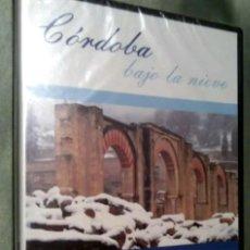 Cine: CÓRDOBA BAJO LA NIEVE. DVD. (NEVADA DE ENERO DEL AÑO 2006). [BUEN ESTADO]. Lote 279471393