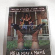 Cine: REF.15122 NO LE DIGAS A MAMÁ QUE LA CANGURO HA MUERTO - DVD NUEVO PRECINTADO. Lote 279517328