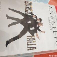 Cine: DVD ANACLETO AGENTE SECRETO. Lote 279585788