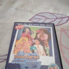 Cine: G-87 DVD CINE FIESTA DE DISFRACES, MASQUERADE MADNESS, MY SCENE, BARBIE, CHELSEA, MATTEL ANIMACIÓN. Lote 279586048