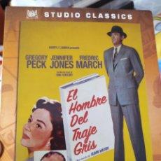 Cine: DVD EL HOMBRE DEL TRAJE GRIS. Lote 279587488