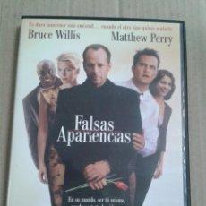 Cine: FALSAS APARIENCIAS. DVD. Lote 279587588