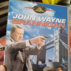 Cine: DVD BRANNIGAN. Lote 279587593