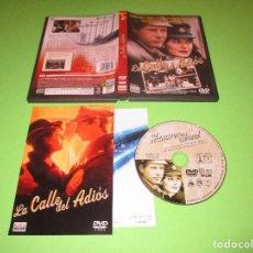 Cine: LA CALLE DEL ADIOS - DVD - 01732 - COLUMBIA TRISTAR - HARISON FORD - CHRISTOPHER PLUMMER .... Lote 279593728
