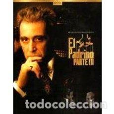 Cine: EL PADRINO PARTE 3 AL PACINO ANDY GARCIA DVD COPPOLLA. Lote 279771698