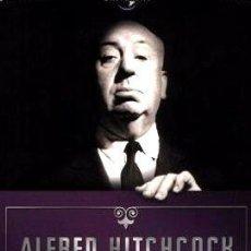 Cine: ALFRED HITCHCOCK PRESENTA TMPORADA 1 1955 1956 6 DVDS. Lote 279799213