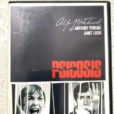 Cine: DVD ALFRED HITCHCOCK REMASTER PSYCHO PSICOSIS ORIGINAL. Lote 279820628
