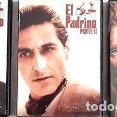 Cine: EL PADRINO THE COPPOLA RESTORATION 3 DVDS. Lote 279937458