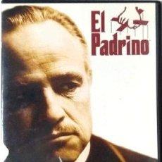 Cine: 3 DVDS 3 FILMS COPPOLA EL PADRINO 1 Y 2 APOCALYPSE NOW. Lote 280010528