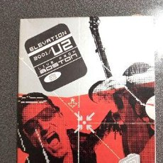 Cine: U2 LIVE FROM BOSTON DVD USADOS 2001 ARGENTINA. Lote 280093643