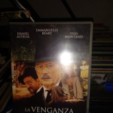 Cine: LA VENGANZA DE MANON. Lote 282595123