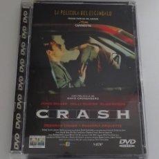 "Cinema: PELICULA DVD ""CRASH"" - DAVID CRONEMBERG. Lote 282907503"