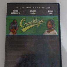 """Cinema: PELICULA DVD """"CROOKLYN"""" - SPIKE LEE. Lote 282908098"""