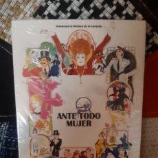 Cine: DVD ANTE TODO MUJER (PRECINTADO). Lote 283302528