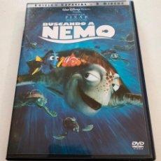 Cine: DVD BUSCANDO A NEMO - EDICIÓN ESPECIAL 2 DISCOS. Lote 283519813