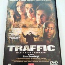 Cine: DVD TRAFFIC. Lote 283604333