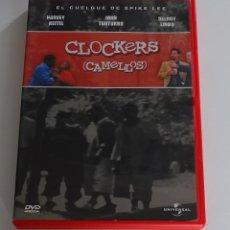 """Cinema: PELICULA DVD """"CLOCKERS"""" - SPIKE LEE. Lote 283793353"""