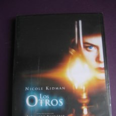 Cinema: LOS OTROS - DVD PRECINTADO - NICOLE KIDMAN - AMENABAR. Lote 283868038