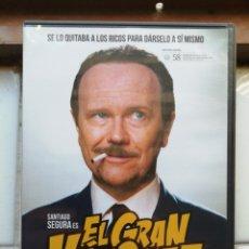Cine: EL GRAN VÁZQUEZ, DVD, SEGUNDA MANO PERO EN PERFECTO ESTADO. Lote 284638553