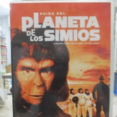 Cine: EL PLANETA DE LOS SIMIOS - TRILOGIA - EL PLANETA / REGRESO / HUIDA - HESTON - FRANCISCUS - DVD. Lote 285435673