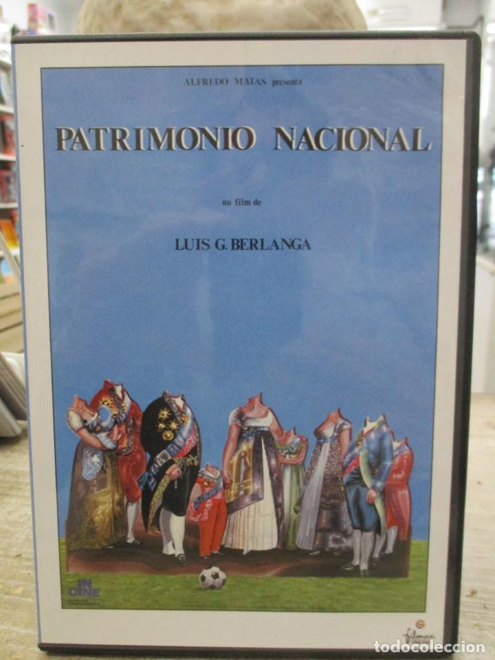 PATRIMONIO NACIONAL - LUIS G. BERLANGA -DVD (Cine - Películas - DVD)