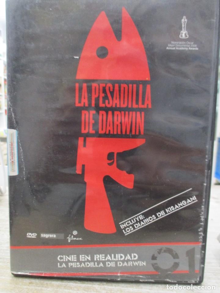 LA PESADILLA DE DARWIM - LOS DIARIOS DE KISANGANI - DOCUMENTAL NOMINADO OSCAR 2006 - DVD (Cine - Películas - DVD)