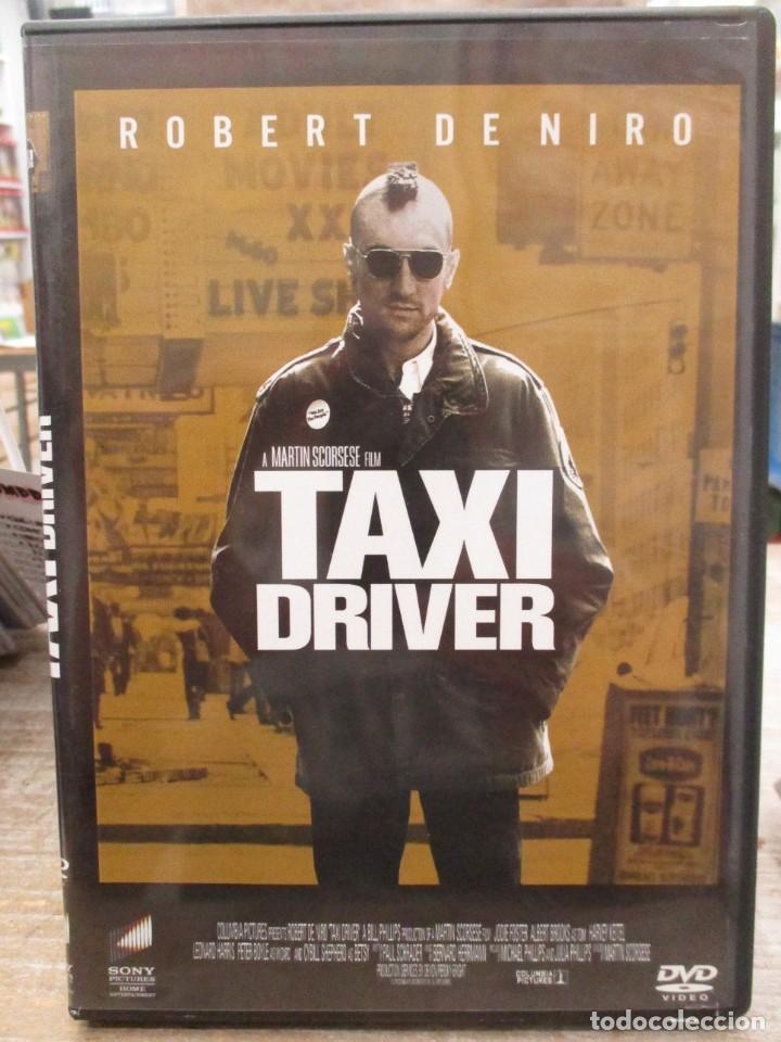 TAXI DRIVER - ROBERT DE NIRO - MARTIN SCORSESE - DVD (Cine - Películas - DVD)