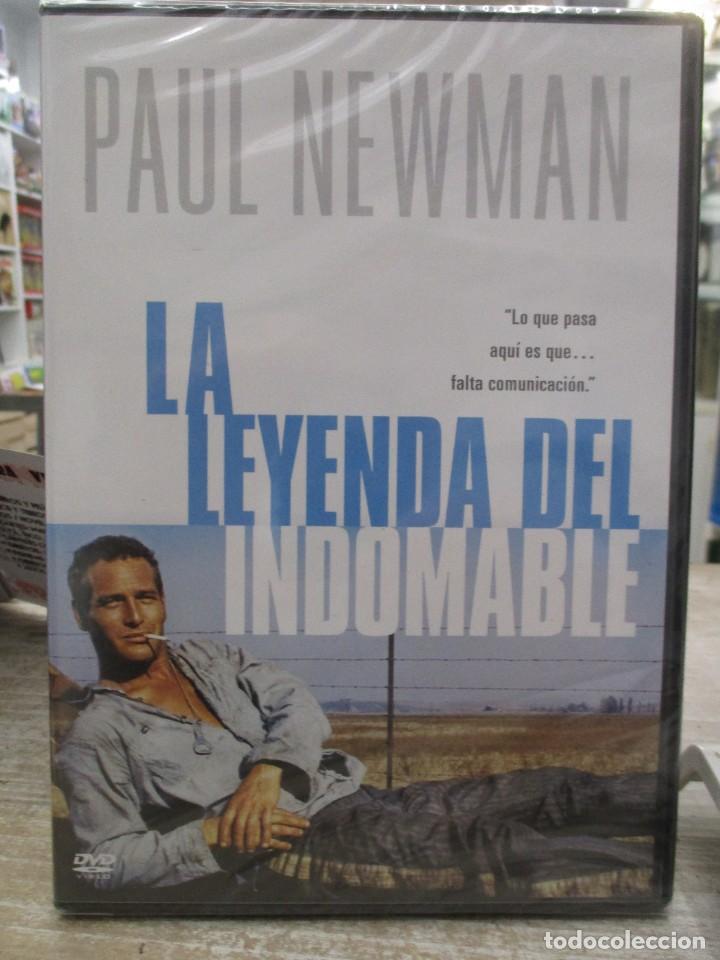 LA LEYENDA DEL INDOMABLE - PAUL NEWMAN - PRECINTADA - DVD (Cine - Películas - DVD)