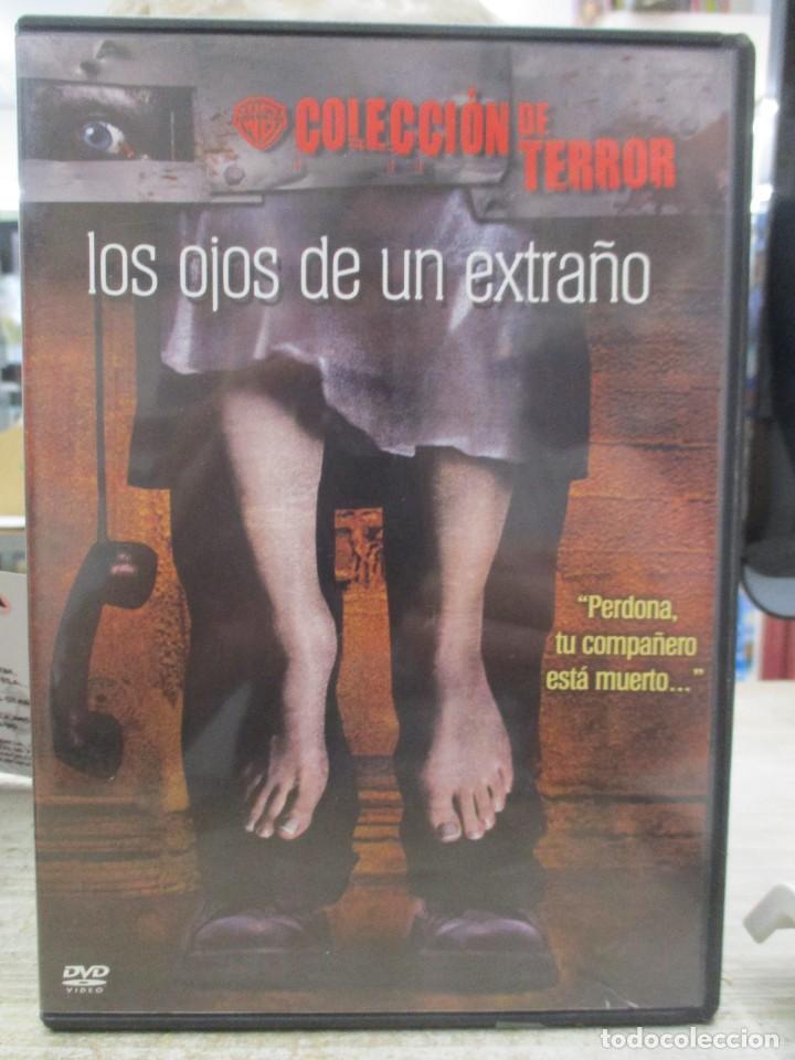 LOS OJOS DE UN EXTRAÑO - JENNIFER JASON LEIGH - DVD (Cine - Películas - DVD)