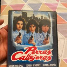 Cine: PERRAS CALLEJERAS DVD DESCATALOGADO. Lote 286473688