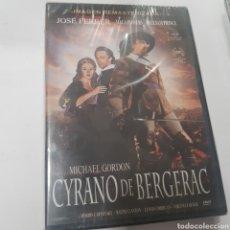 Cinema: REF 15600 CIRANO DE BERGARAC -DVD NUEVO PRECINTADO. Lote 286791408