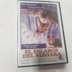 Cinema: REF 15638 EL ESLABÓN DEL NIÁGARA  -DVD NUEVO PRECINTADO. Lote 286801673