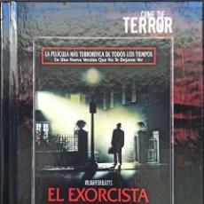 """Cine: EL EXORCISTA, EL MONTAJE DEL DIRECTOR - EDICIÓN ESPECIAL CON LIBRO DE TAPA DURA DE LA COLECCIÓN """"CIN. Lote 287244958"""