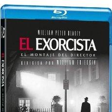 Cine: EL EXORCISTA [BLU-RAY]. Lote 287278403