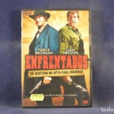 Cinema: ENFRENTADOS - DVD. Lote 287422848