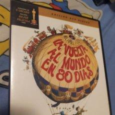 Cinema: DVD LA VUELTA AL MUNDO EN 80 DIAS. Lote 287622303