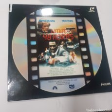 Cinema: LSD 53 LÍMITE 48 HORAS -LASER DISC SEGUNDA MANO. Lote 287669418