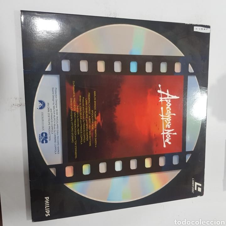 LSD 72 APOCALYPSE NOW -LASER DISC SEGUNDA MANO (Cine - Películas - DVD)
