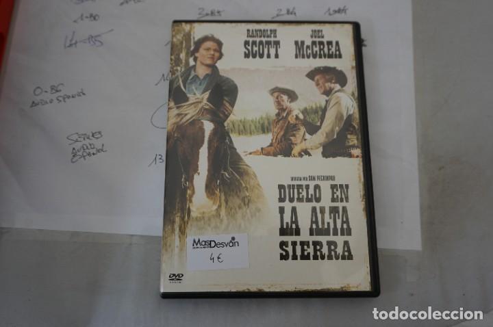 13B4/ DUELO EN LA ALTA SIERRA - RANDOLPH SCOTT (Cine - Películas - DVD)